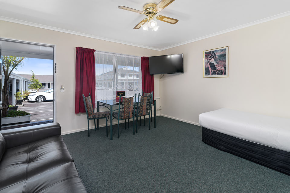 Clean Taupo Accommodation